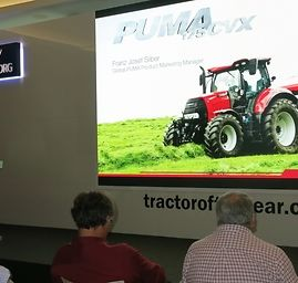 Tractor of the Year 2016