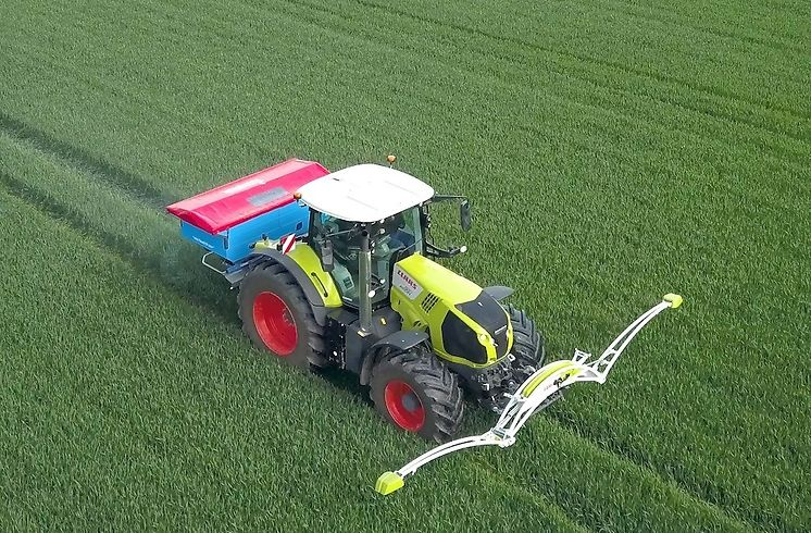 Claas Axion Agroverifis