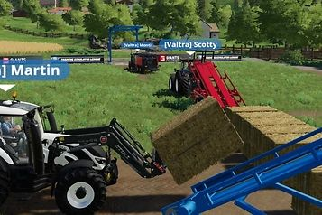 Valtra_Farming Simulator League