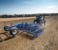 Germinator w barwach New Holland