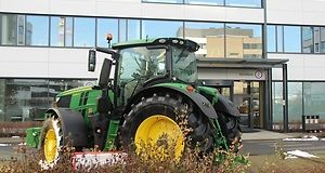 John Deere Business Service Center