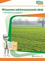 Wiosenne odchwaszczanie zbóż – kompletny program