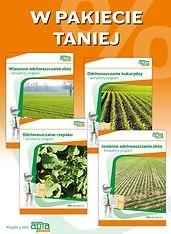 Pakiet książek: Wiosenne odchwaszczanie zbóż+Odchwaszczanie rzepaku+kukurydzy+Jesienne odchwaszczanie zbóż